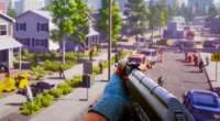 open world zombie survival game PC